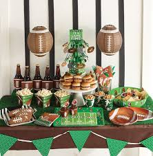 Super Bowl Party Decorating Ideas 60 best Super Bowl ideas party food and fun images on Pinterest 49