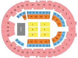 Cow Palace Seating Chart Circus Cow Palace Seating Chart And Tickets