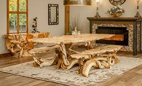 rustic furniture pics. Exclusive Rustic Furniture - Only From Woodland Creek\u0027s Log Place Pics E