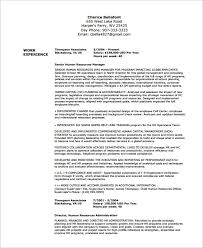 contract compliance resume federal resume example template business