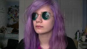 Manic Panic Purple Hair Dye Review