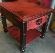 red end tables red end tables am cab red end tables