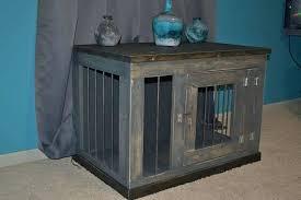pet crate furniture. Indoor Dog Crate Furniture Frontier Kennel Custom Pet Wooden . U