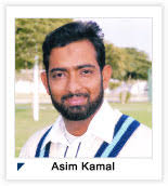 Asim Kamal (Age 31, Currently playing for Karachi). Role: Middle order batsman. Batting Style: Left-Hand Bat. A gritty left handed middle order batsman who ... - Asim_Kamal