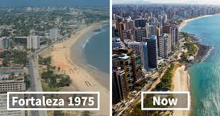 Dubai Before And After 31 Before And After Pics Showing How Famous Cities Changed Over Time
