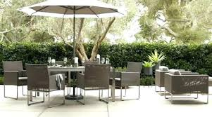 crate barrel outdoor furniture. Crate And Barrel Patio Furniture Outdoor Dining Modern Backyard Decor With O