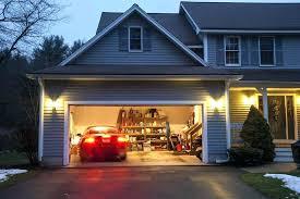 chamberlain garage door light blinks 5 times genie opener sensor