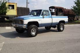 1984 Chevrolet C20/K20 - Information and photos - MOMENTcar