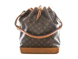 louis vuitton vintage. authentic louis vuitton vintage noe monogram shoulder bag m42224 f