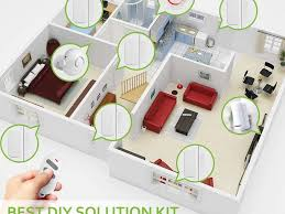 automate your home security system