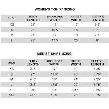 Mens And Womens Shirt Size Chart Three Migos Mens T Shirt