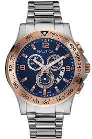 men s nautica watches nai17505g amazon co uk watches men s nautica watches nai22503g