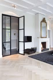 Visgraat Vloer Deuren Huiskamerideeën Vloeren Und Interieur