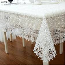 lace table cloths white elegant polyester satin full tablecloth wedding organza cloth cover overlays home tablecloths with 70 inch round tablecloth target