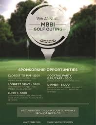 Mbbi 18th Annual Mbbi Golf Outing