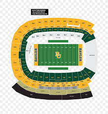 Baylor Basketball Arena Seating Chart Mclane Stadium Baylor Bears Football Tailgate Party Bill