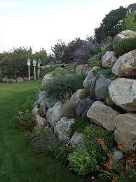 Small Picture 12 best Retaining Walls images on Pinterest Boulder retaining