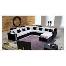 large modern corner sofa lorenzo real leather 368x345cm