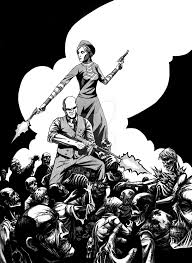 bonnie and clyde vs zombies by cadaverperception on cadaverperception bonnie and clyde vs zombies by cadaverperception