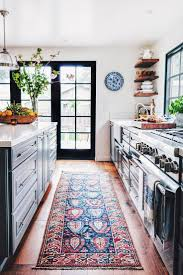 sumptuous design ideas navy kitchen rug modern blue rugs on