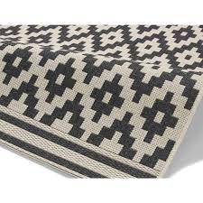 cottage ct5581 wool black modern rug 3