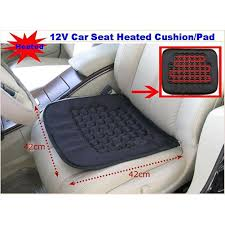 koolertron heated car seat cushion