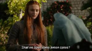 A Feast Of Ice And Fire Elizabethan Lemon Cakes This Geek Loves Food