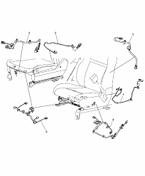 1996 jeep grand cherokee seat wiring diagram