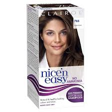 Semi Permanent Hair Dye Colour Chart Amazon Com Clairol Nicen Easy Semi Permanent Hair Dye No