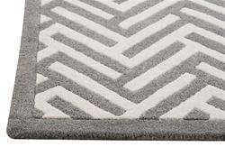 gray and white rug. Gray And White Rug E