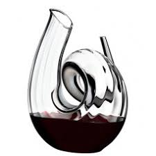<b>Декантер</b> 1.4 л <b>Riedel</b> Decanter <b>Curly Fatto</b> A Mano (2011/00)