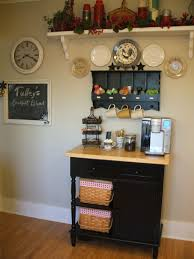 office coffee bar. Baby Nursery: Adorable Ideas About Coffee Stations Home Before And After Amazing Chalkboard Bar Antes Office O