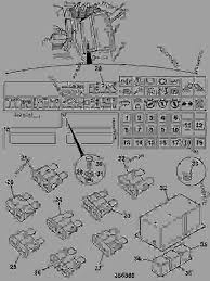 fuse box relays shuttle transmission construction jcb cx t list of spare parts