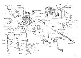 TOYOTA COROLLA SED LB WGEE90L-ALHDSW - TOOL-ENGINE-FUEL - CARBURETOR ...