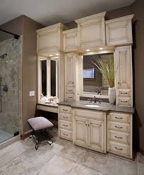 custom bathroom storage cabinets. Astounding Bathroom Cabinet Ideas Vanity On A Budget White Cabinets And Mirror Custom Storage