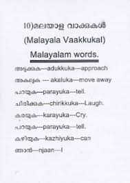 Gallery of What Is The Malayalam Meaning Of The Word Resume