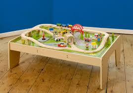 wooden toy train track layouts wooden toy train track plans plans free