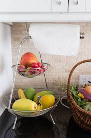 Double Fruit Baskets To Kitchen Countertops