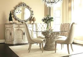 round dining rug round dinner table for 6 how to place a rug with a round