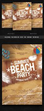 Summer Party Flyers Pin By Best Graphic Design On Awesome Summer Party Flyers