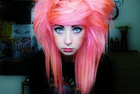 emo hairstyle tutorial bertanya r