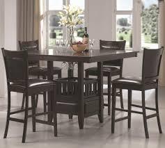 coaster jaden counter height table stool set item number 100958 4x959