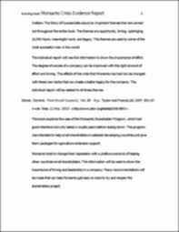 monsanto crisis preliminary evidence essay running head monsanto  image of page 4