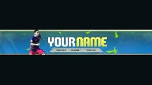 Channel Art Template Banner Template Banners Channel Art Youtube Psd