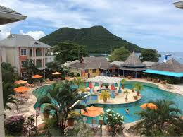 bay gardens beach resort spa gros islet st lucia great hotel