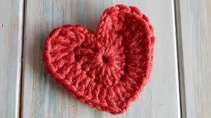 Crochet Heart Pattern Free Amazing How To Crochet A Heart YouTube
