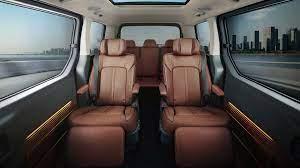 2021 Hyundai Staria: Specs, Engine, Interior