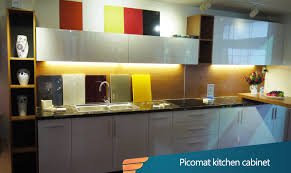 Pvc Kitchen Furniture Designs Acrylic Sheets
