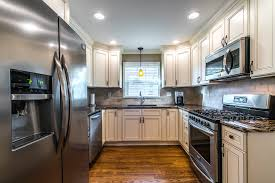 Kitchen Cabinets Style York Color Antique White In Raleigh, NC