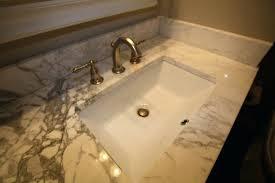 Undermount Bathroom Sink Verticyl Rectangular Undermount Bathroom